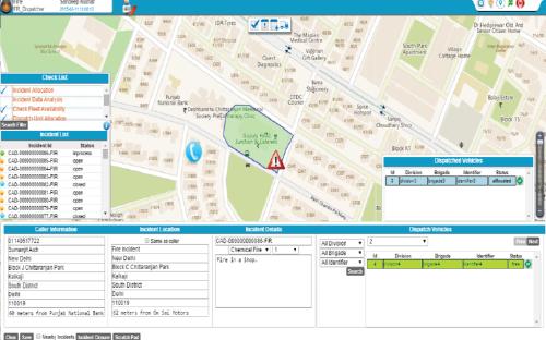 GPS based alert